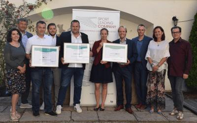 Sport Leading Day: Drei Rezertifizierungen in der Privatuniversität Schloss Seeburg