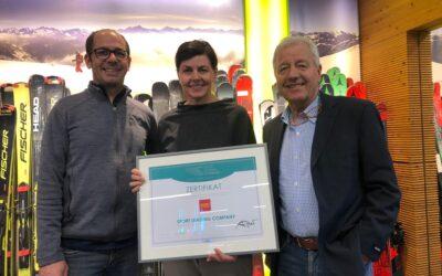 Sport Stock als Sport Leading Company ausgezeichnet