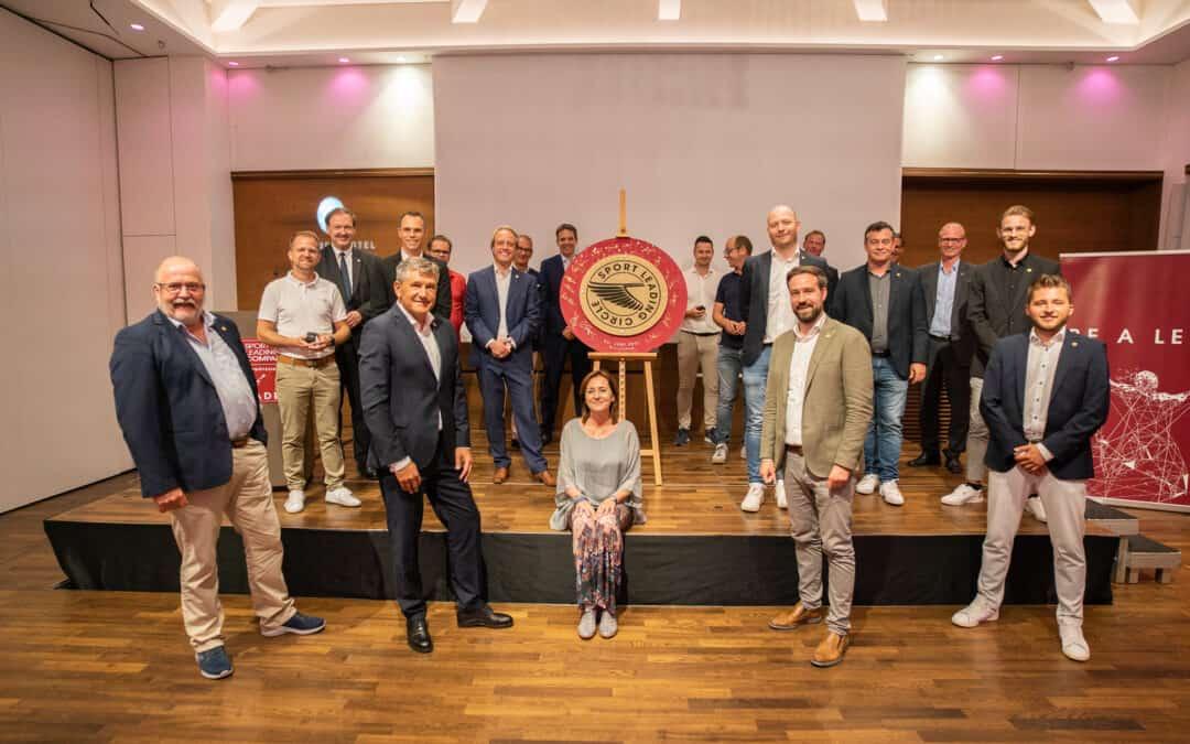 Erfolgreiche Premiere des Sport Leading Circle